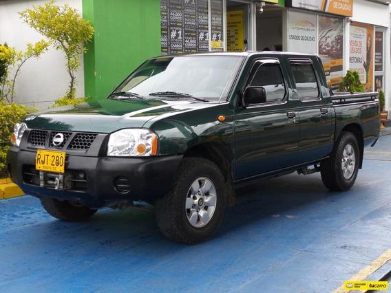 Nissan Frontier Np300 4x2 Aa Mt