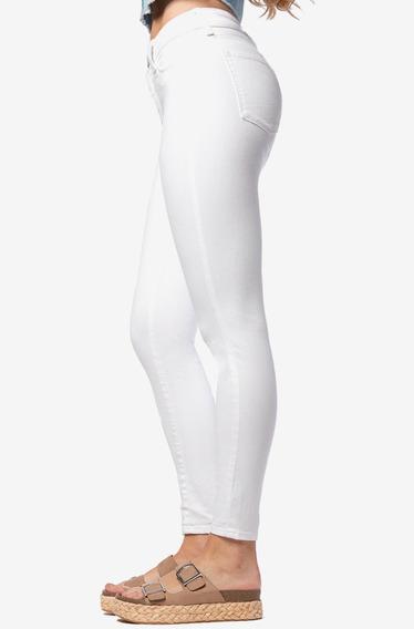Sexy Jeans Zoe Skinny Cintura Alta