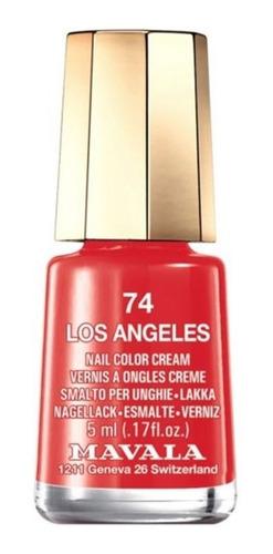 Esmalte De Uñas Mavala Mini Los Angeles 74
