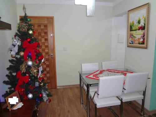 Imagem 1 de 25 de Apto Em Itaquera Com 2 Dorms, 1 Vaga, 50m² - Ap2718