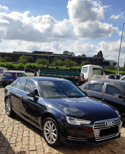 Audi A4 2.0 Tfsi Ambiente Gasolina 4p S-tronic 2018/2018