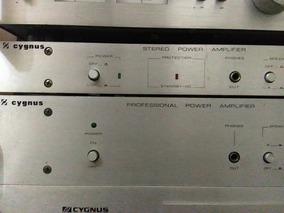 Amplificador Pa800 Serve Gradiente Polivox Quasar