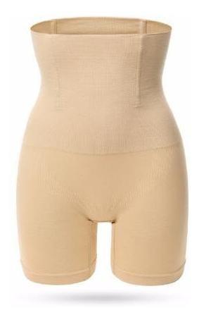Cintura Alta Antiderrapante Shaper Shorts Tamanho Grande Sha