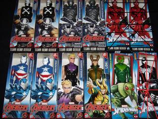 Muñeco Infinity War Spiderman Venom C/u (sellado) Sin Abrir