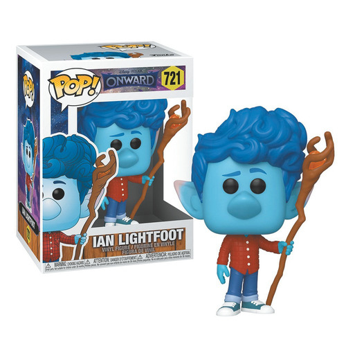 Figura Funko Pop Onward - Unidos Ian Lightfoot 721