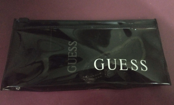 Relógio Feminino Guess Modelo G86155l Cristais Swarovski