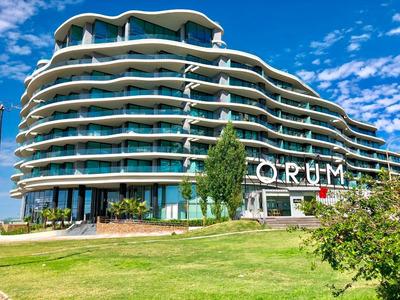Alquiler De Apartamento. 1 Dormitorio En Forum Buceo