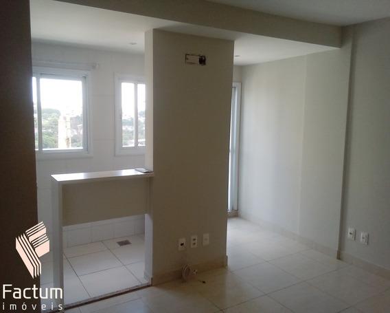 Apartamento Para Locação Ed. Golden Way Centro, Americana - Ap00419 - 33440191