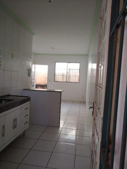Casa Geminada Com 2 Quartos Para Alugar No Xangri-lá Em Contagem/mg - 864