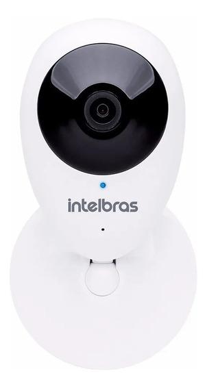 Câmera Intelbras De Segurança Mibo Ic3 Hd Wi Fi