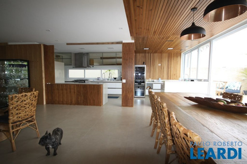 Casa Em Condomínio - Alphaville - Sp - 629362