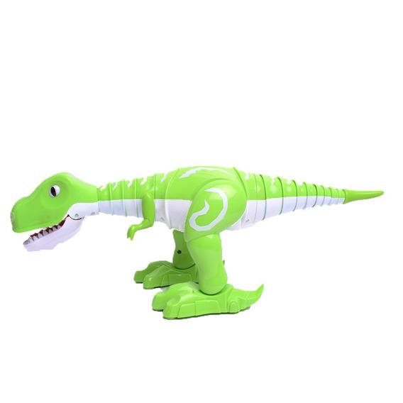 Dinosaurio Articulado Con Luz, Sonido Y Movimientos