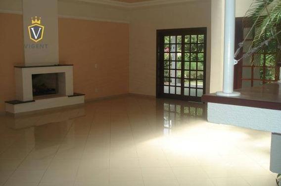 Casa Residencial À Venda - Alto Padrão - Chácara Malota - Jundiaí/sp - Ca1318