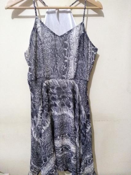 Vestido Corto Print
