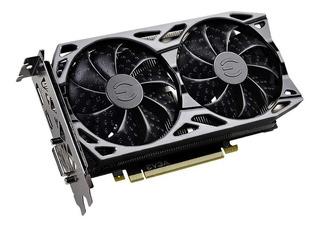 Tarjeta gráfica Nvidia Evga GeForce GTX 16 Series GTX 1660 06G-P4-1067-KR 6GB