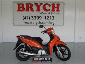 Honda Biz 125 Biz 125 Flex Modelo Novo 5.276km