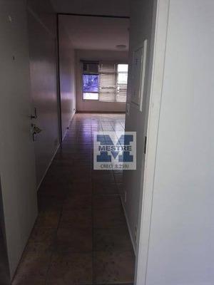 Sala Para Alugar, 35 M² Por R$ 900/mês - Centro - Guarulhos/sp - Sa0282