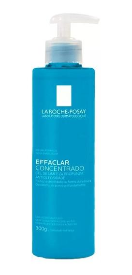 Gel De Limpeza Facial La Roche-posay - Effaclar Concentrado 300g