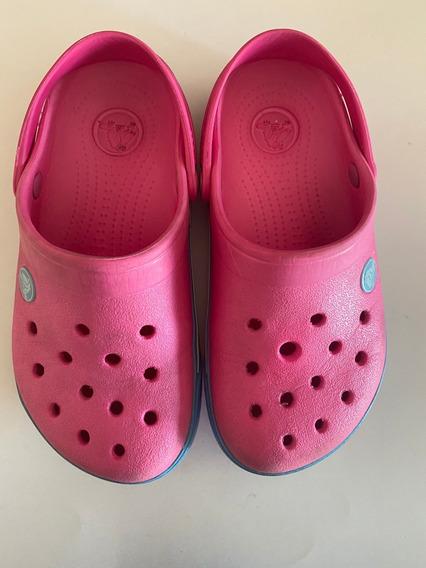 Crocs Suecos Rosa