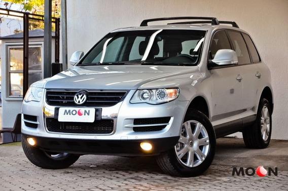 Abaixo Da Fipe! Volkswagen Touareg 3.6 Fsi V6 24v 2009 Prata
