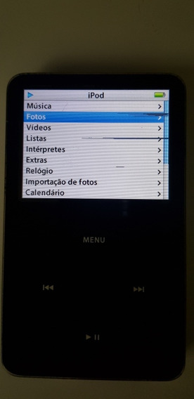 iPod Classic 5ª Geração 30 Gb, Modelo A1136 Leia O Anuncio