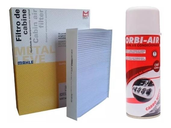 Filtro Ar Condicionado Hyundai Hb20   Ix35 + Higienizador