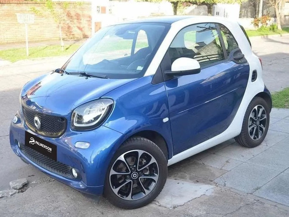 Smart Fortwo 1.0 Play 2016