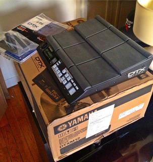 Batería Digital Yamaha Dtxm12