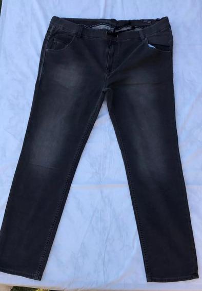 Pantalon De Jean Denim Marca Diesel Mujer Talle Xxl Nuevo