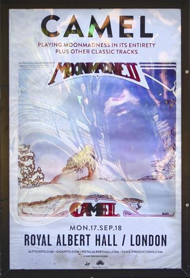 Camel At The Royal Albert Hall Blu-ray Nuevo Original Import