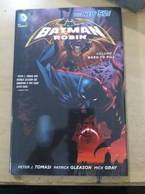 Hq - Batman And Robin - Born To Kill - Em Inglês - Vol 1