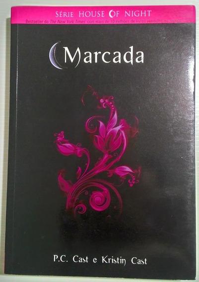 Livro Literatura Estrangeira Serie Morada Da Noite Marcada