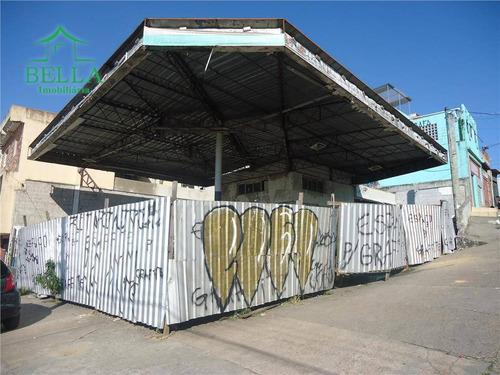 Terreno Comercial À Venda, Sítio Morro Grande, São Paulo. - Te0047