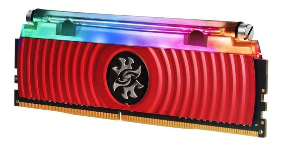 Memória Adata Xpg Spectrix D80 Rgb 16gb 3200mhz Ddr4 Cl16