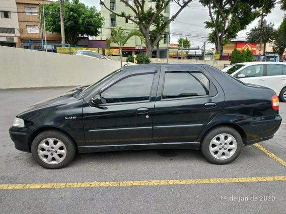 Fiat Siena 1.3 16v Elx - 2003