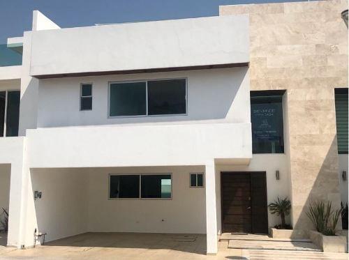 Hermosa Casa En Venta En Puebla , Lomas De Angelopolis