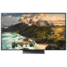 Smart Tv 75 Sony Lcd Led Xbr75z9d 4k Android Tv Triluminos