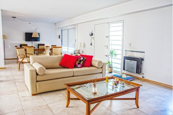 Venta Casa 3 Dormitorios Con Patio Refaccionada Y Muy Luminosa - Belgrano Chico