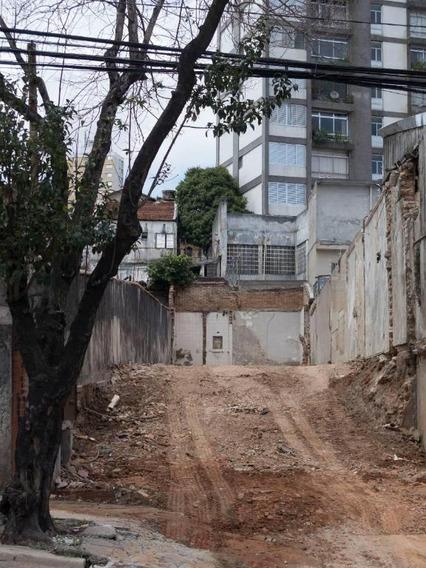 Terreno Padrão Em São Paulo - Sp - Te0059_prst