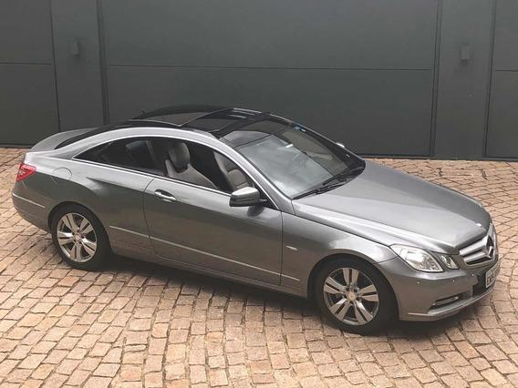 Mercedes-benz Classe E 1.8 Cgi 2p 2012
