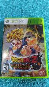 Dragon Ball Z: Ultimate Tenkaichi - Xbox 360