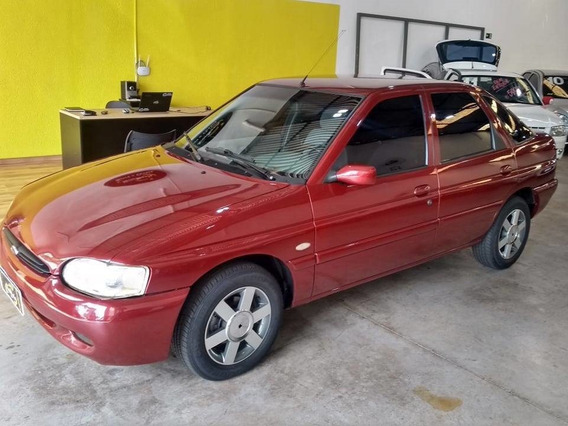 Ford Escort 1.8 Gl 8v Gasolina 2p Manual