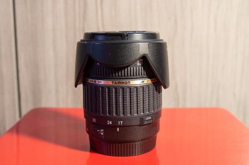 Lente Tamron 17-50 2.8 Para Canon Ef-s