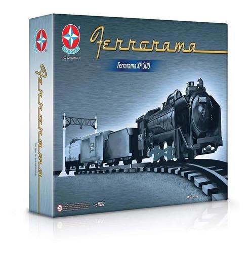 Locomotiva Ferrorama Xp300 Da Estrela - Bonellihq P20
