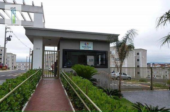 Apartamento Com 2 Dormitórios À Venda, 45 M² Por R$ 240.000 - Vila Alzira - Guarulhos/sp - Ap0377
