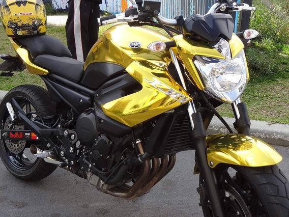 Envelopamento Ouro Cromado Para Motos
