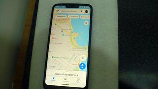 Permuto Motorola G7 Power Casi Nuevo En Caja Por Samsung A20