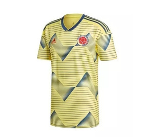 Camisa Colômbia Home 19/20 S/n° Torcedor
