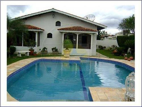 Casa Residencial À Venda, Jardim Paulista, Atibaia - Ca0324. - Ca0324