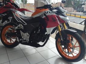 Honda Cb190r Nueva 2018 0km !!! Repsol